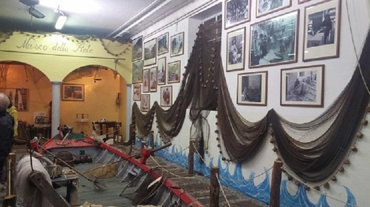 Museo della rete Loc.Porto di Siviano